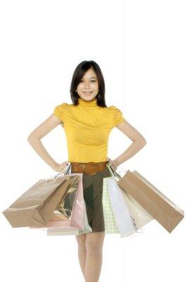 Femme d'achat