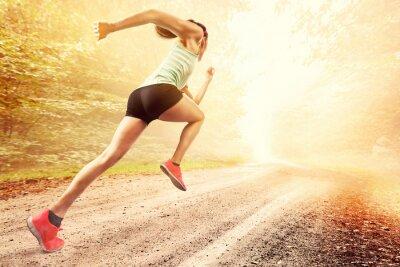 Image Femme Runner
