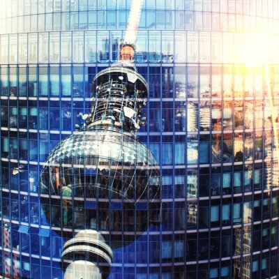 Image Fernsehturm de Berlin