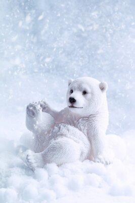 Image Figure d'ours polaire