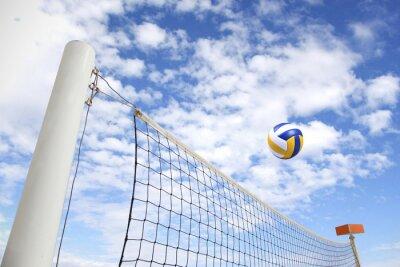 Image filet de volley