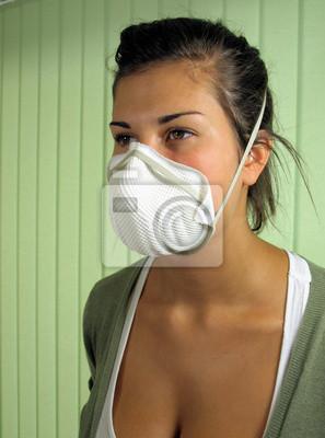 masque medical anti bacterien