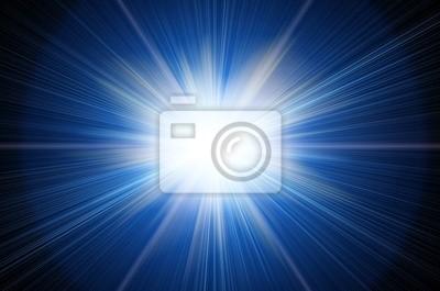 flash lumineux
