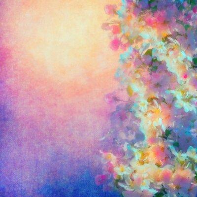 Image Fleur de cerisier de printemps