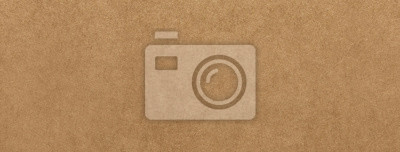 Image Fond de bannière de texture kraft brun clair