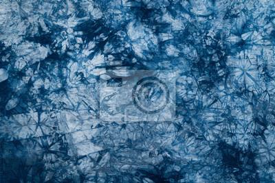 Image Fond De Colorant Bleu Indigo