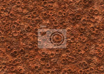 Fond de mars cratère texture surface