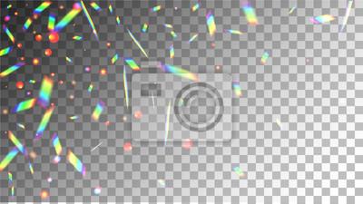 Image Fond Irisé Fond Holographique Avec Effet De Glitch De Lumière