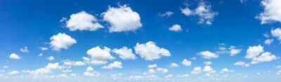Image Fond naturel de ciel bleu.