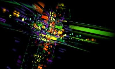Image fondo tecnologico abstracto.