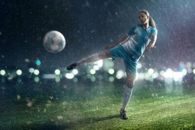 Image Football Femme
