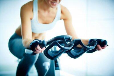 Formation en salle de gym