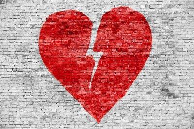 Image Forme de coeur brisé