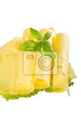 fromage au basilic