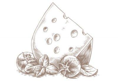 Image Fromage aux légumes