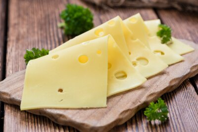 Image Fromage en tranches