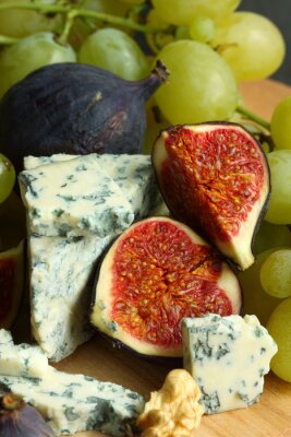 Image Fromage et figue