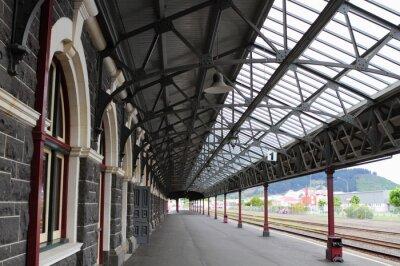 Image Gare de Dunedin