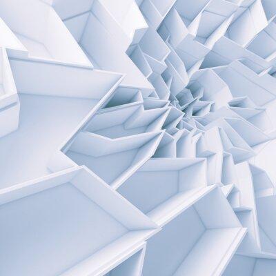 Image Géométrique, résumé, polygones, papier peint
