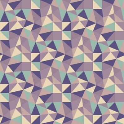 Image Géométrique triangles arrière-plan. Mosaïque.