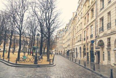 Image Gloomy day in Paris