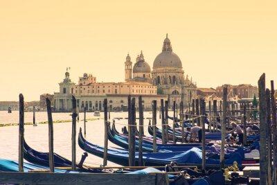 Image Gondoles, Venise