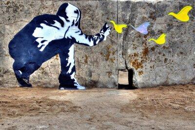 Image Graffiti liberté