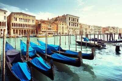 Image Grand Canal, Venise, Italie