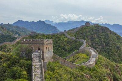 Image Grande Muraille de Chine Jinshanling