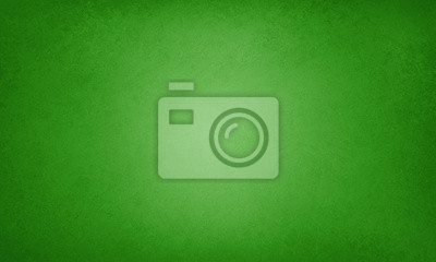 Image Green background with faint texture and bright center and vignette border, elegant luxury green color in old vintage layout