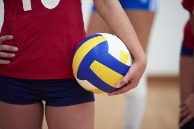 Image groupe de femme de volley-ball