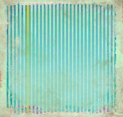 Image Grunge fond rayé bleu
