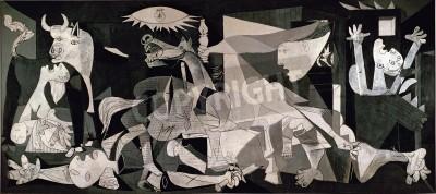 Image Guernica de Pablo Picasso