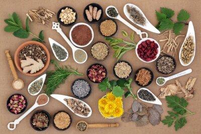 Image Herbes curatives pour les femmes