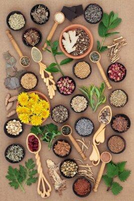 Image Herbes pour la santé des femmes