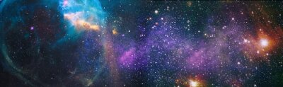 Image High quality space background. Elements of this image furnished by NASA.
