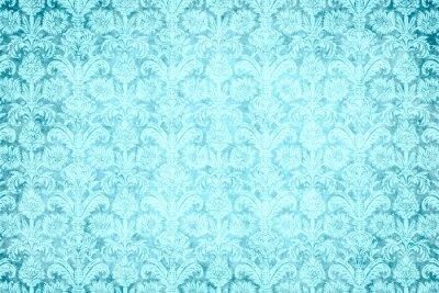 Image hintergrund - Blauer Prunk