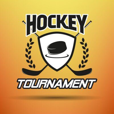Image Hockey Étiquette
