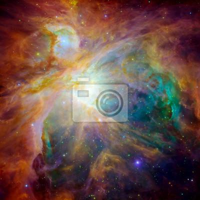 Hubble vue panoramique de la nébuleuse d'Orion révèle des milliers d'étoiles