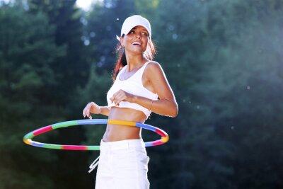 Image hula hoop