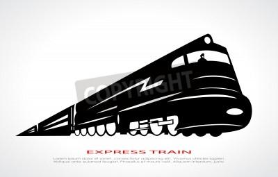 Image icône de train