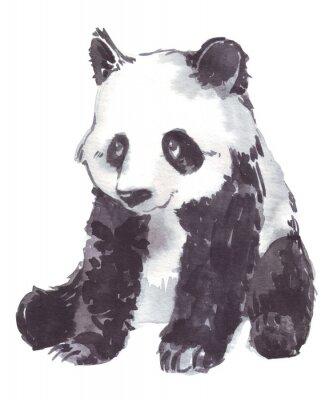 Image Illustration dessin d'un panda