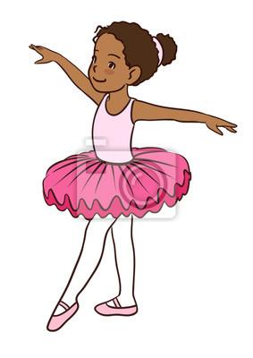 Illustration dessin main dessin e dune illustration de - Dessin d une danseuse ...