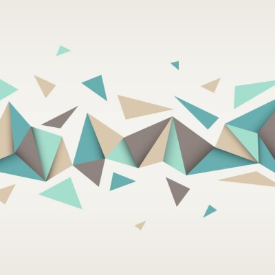 Image Illustration of abstract texture with triangles.