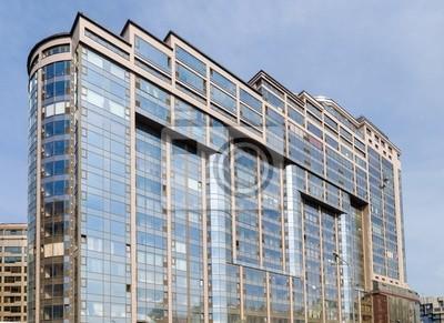 Allemagne berlin linkstrasse immeuble de bureaux moderne