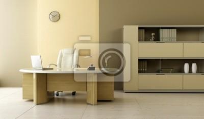 Bureau moderne design homeo textiles