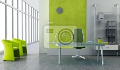 Intérieur moderne de bureau peintures murales u2022 tableaux salon