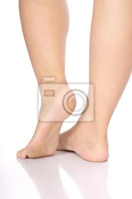 jambes de la femme