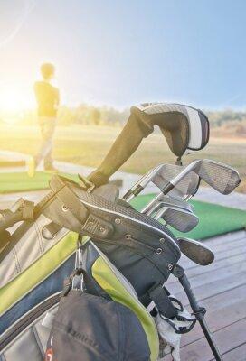 Image jeunes la pratique du golf