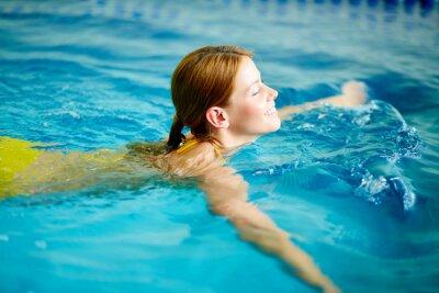 Jolie nageur